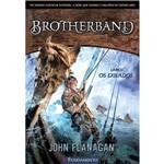 Livro - Brotherband 01: os Exilados