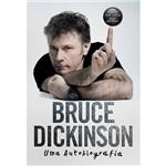 Livro - Bruce Dickinson