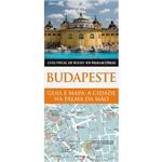 Livro - Budapeste: Guia e Mapa - a Cidade na Palma da Mão