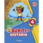Livro - Buriti Plus História 4