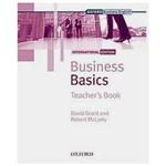 Livro - Business Basics International Edition: Teacher´s Book