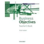 Livro - Business Objectives International Edition: Teacher´s Book