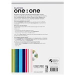 Livro - Business One:One: Advanced Student Book And MultiROM Pack