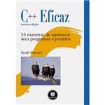 Livro - C++ Eficaz - 55 Maneiras de Aprimorar Seus Programas e Projetos