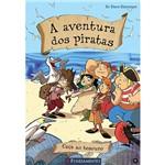 Livro - Caça ao Tesouro - a Aventura dos Piratas - Vol. 4