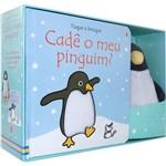 Livro - Cadê o Meu Pinguim