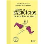 Livro - Caderno de Exercícios de Eficácia Pessoal