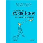 Livro - Caderno de Exercícios de Simplicidade Feliz