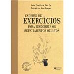 Livro - Caderno de Exercícios para Descobrir os Seus Talentos Ocultos