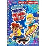 Livro - Caderno Podrão do Bolinha e do Bolão, o