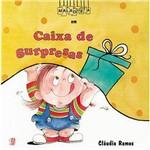 Livro - Caixa de Surpresas