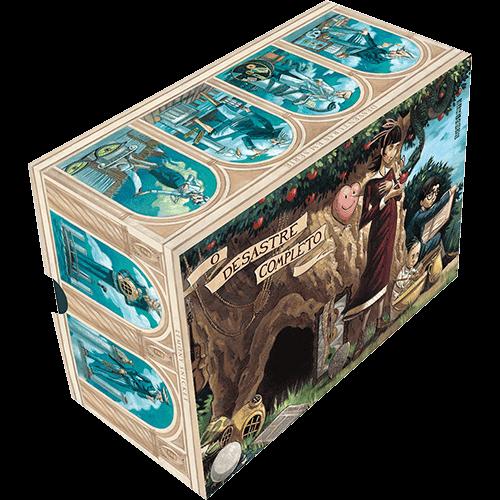 Livro - Caixa Desventuras em Série (13 Volumes)