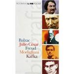 Livro - Caixa Especial Biografias, 5 Vol. (bolso)