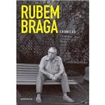 Livro - Caixa Rubem Braga Crônicas