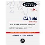 Livro - Cálculo - Coleção Schaum