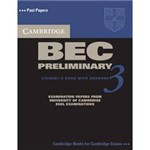 Livro - Cambridge BEC 4 Vantage Self-study Pack