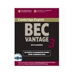 Livro - Cambridge BEC Vantage 2 Audio CD: Examination Papers From University Of Cambridge ESOL Examinations