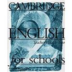Livro - Cambridge English For Schools 2 Teacher's Book