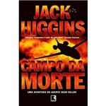 Livro - Campo da Morte - a Aventura do Agente Sean Dillon