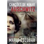 Livro - Canções de Ninar para Auschwitz