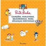 Livro - Canções, Parlendas, Quadrinhas para Crianças Novinhas