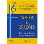 Livro - Cantos e Orações - para a Liturgia da Missa