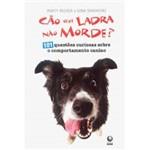 Livro - Cão que Ladra não Morde?