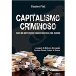 Livro - Capitalismo Criminoso