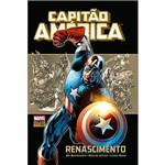 Livro - Capitão América - Renascimento