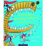 Livro - Capitão Flinn e os Dinossauros Piratas: a Espada Mágica