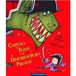 Livro - Capitão Flinn e os Dinossauros Piratas