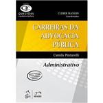 Livro - Carreiras da Advocacia Pública - Administrativo