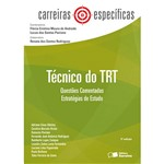 Livro - Carreiras Específicas: Técnico do TRT - Questões Comentadas
