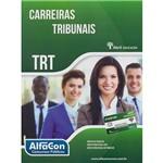 Livro - Carreiras Tribunais - TRT