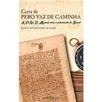 Livro - Carta de Pero Vaz de Caminha