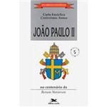 Livro - Carta Enciclica Centesimus Annus