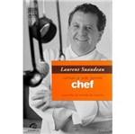 Livro - Cartas a um Jovem Chef: Caminhos no Mundo da Cozinha