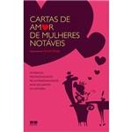 Livro - Cartas de Amor de Mulheres Notáveis