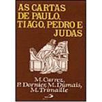 Livro - Cartas de Paulo, Tiago, Pedro e Judas, as