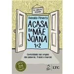 Livro - Casa da Mãe Joana