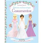 Livro - Casamentos: Vestindo Minhas Amigas