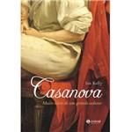 Livro - Casanova - Muito Além de um Grande Sedutor
