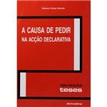 Livro - Causa de Pedir na Acção Declarativa, a