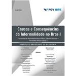Livro - Causas e Consequências da Informalidade no Brasil