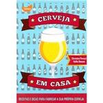 Livro - Cerveja em Casa