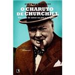 Livro - Charuto de Churchill, o - um Caso de Amor na Paz e na Guerra