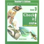 Livro - Check It Out! Level 3 - Teacher's Book