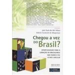 Livro - Chegou a Vez do Brasil