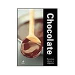 Livro - Chocolate - Receitas Doces e Salgadas