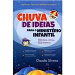 Livro - Chuva de Ideias para o Ministério Infantil
